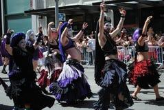 Parata 2011 di orgoglio di Seattle Fotografia Stock
