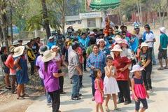 Parata cerimoniale Immagini Stock Libere da Diritti