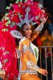 Parata cinese 2011 di notte di nuovo anno di Int'l Immagini Stock