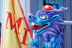 Parata cinese di nuovo anno 2012 a San Francisco Fotografia Stock