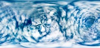 Parata dei cicloni fotografia stock