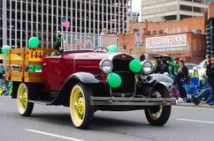 Parata del giorno di St Patrick immagini stock