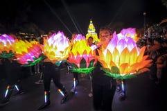 Parata della lanterna Immagine Stock Libera da Diritti