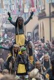 Parata di carnevale fotografia stock libera da diritti