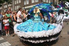 Parata di carnevale Fotografia Stock
