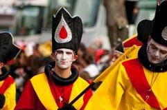 Parata di carnevale di Limassol, 6 marzo 2011 Fotografie Stock Libere da Diritti