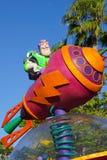 Parata di Disney Pixar - Toy Story fotografia stock libera da diritti