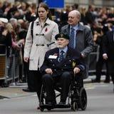 2015, parata di giornata della memoria, Londra Immagine Stock Libera da Diritti