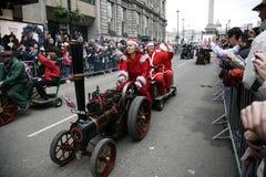 Parata di giorno del nuovo anno a Londra Fotografia Stock Libera da Diritti