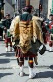 Parata di giorno del Patrick santo Immagine Stock Libera da Diritti