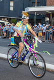 Parata di Mardi Gras della lesbica e di Sydney Gay Fotografia Stock
