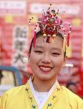 Parata di nuovo anno del Chinatown Immagini Stock Libere da Diritti