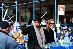 Parata di vittoria delle yankee - Reggie Jackson Immagine Stock