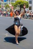 Parata gaia 2012 di orgoglio di San Francisco Fotografie Stock