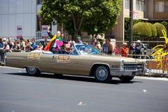 Parata gaia 2012 di orgoglio di San Francisco Immagini Stock