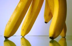 Parata II delle banane fotografia stock