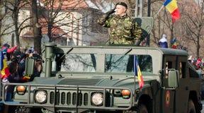 Parata militare Immagini Stock Libere da Diritti