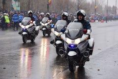 Parata militare Fotografia Stock Libera da Diritti