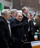 Parata New York 2013 del giorno di St Patrick Immagine Stock Libera da Diritti