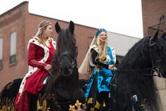 Parata Olanda 2018 di Muziek immagine stock libera da diritti