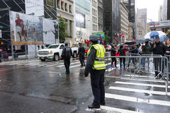 2016 parate ispane di giorno a New York Fotografie Stock Libere da Diritti