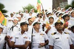 19 11 2017 parate navali e internazionali internazionali 2017 di anniversario del ` s 50 del asean di rassegna della flotta a Pat Fotografia Stock