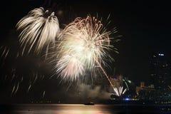 19 11 2017 parate navali e internazionali internazionali 2017 di anniversario del ` s 50 del asean di rassegna della flotta a Pat Immagini Stock