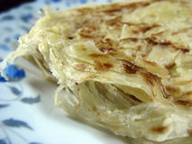 Paratha. Indian Bread - Paratha Royalty Free Stock Photography