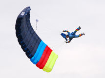 Paratrooper Royalty Free Stock Image