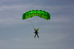 Paratrooper Royalty Free Stock Photos