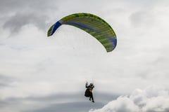paratrooper fotografia de stock