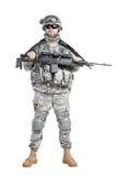 Paratrooper airborne infantry Stock Photos