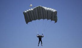 Paratrooper stock images
