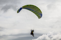 Paratrooper Stock Photography