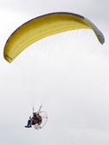 Paratrooper / TransilvAero Show Stock Image