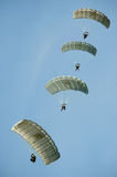 Paratroopers Stock Photos