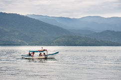 Paraty海湾里约热内卢巴西 免版税图库摄影