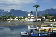 Paraty, état de Rio de Janeiro, Brésil Image libre de droits