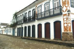 Paraty Royalty Free Stock Photo