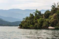 Paraty Bay Rio de Janeiro Brazil Royalty Free Stock Photography