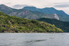 Paraty Bay Rio de Janeiro Brazil Stock Photo