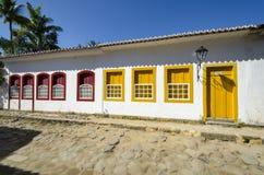 Paraty in Brasilien Lizenzfreie Stockfotografie