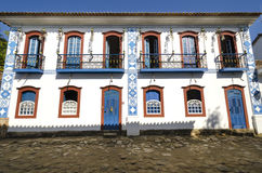 Paraty in Brazil Royalty Free Stock Photography