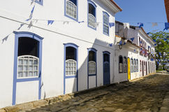 Paraty in Brazil Stock Images