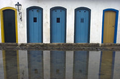 Paraty. Brazil Royalty Free Stock Images