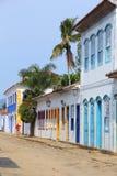 Paraty, Brazilië Royalty-vrije Stock Fotografie