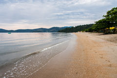 Paraty Bucolic Beach Rio de Janeiro Brazil Stock Photo