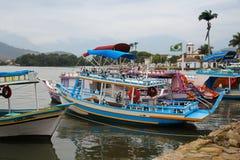 Paraty, el Brasil Imagen de archivo libre de regalías