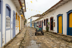 Paraty Stock Images