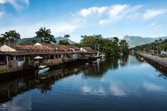 Paraty, Rio de Janeiro state, Brazil Stock Image